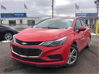 Used 2016 Chevrolet Cruze LT for sale in Whitby, ON