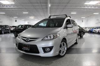 Used 2009 Mazda MAZDA5 SUNROOF I POWER OPTIONS I KEYLESS ENTRY I AS IS for sale in Mississauga, ON
