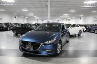 Used 2017 Mazda MAZDA3 HB SPORT GS I NAVIGATION I CARPLAY I HEATED SEATS I BT for sale in Mississauga, ON