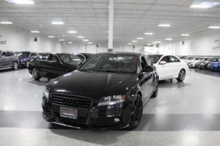 Used 2009 Audi A4 2.0T NO ACCIDENTS I LEATHER I SUNROOF I HEATED SEATS I BT for sale in Mississauga, ON
