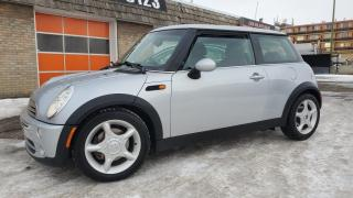 Used 2005 MINI Cooper Hardtop 2dr Cpe for sale in Calgary, AB