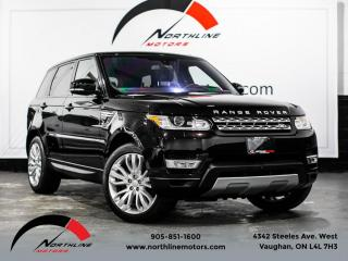 Used 2016 Land Rover Range Rover Sport Td6 HSE|Navigation|Heads Up Disp|Soft Close Doors|LDW for sale in Vaughan, ON