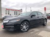 Photo of Black 2017 Acura TLX