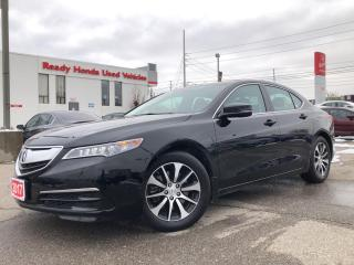 Used 2017 Acura TLX Technology Pkg - Leather - Navigation - Rear Cam for sale in Mississauga, ON