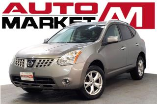 Used 2010 Nissan Rogue SL AWD Certified! Sunroof! We Approve All Credit! for sale in Guelph, ON