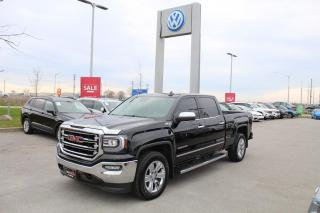 Used 2017 GMC Sierra 1500 5.3L Crew Cab 153.0 SLT for sale in Whitby, ON
