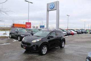 Used 2017 Kia Sportage 2.4L LX for sale in Whitby, ON
