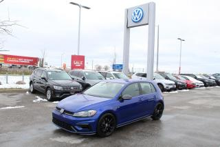Used 2019 Volkswagen Golf R 2.0T 4MOTION MANUAL for sale in Whitby, ON