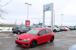 Used 2019 Volkswagen Golf R 2.0T DSG 4MOTION for sale in Whitby, ON