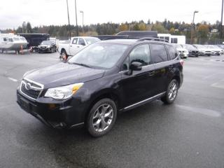 Used 2016 Subaru Forester AWD 2.5i Touring for sale in Burnaby, BC