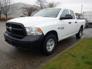 Used 2015 RAM 1500 Quad Cab 4WD for sale in Burnaby, BC