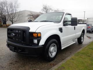 Used 2008 Ford F-250 8 foot Box 2WD With  Tommy Lift Gate for sale in Burnaby, BC