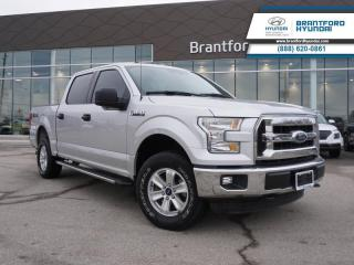 Used 2016 Ford F-150 1 OWNER | LOW KM | 4X4 | 6 PASSENGER  - $231 B/W for sale in Brantford, ON