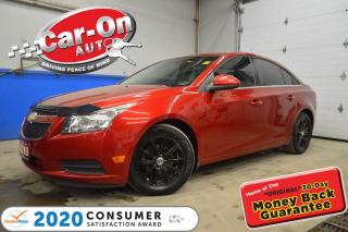 Used 2013 Chevrolet Cruze LT Turbo | REMOTE STARTER | ALLOYS for sale in Ottawa, ON