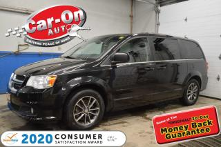 Used 2016 Dodge Grand Caravan SXT PREMIUM PLUS | LEATHER\SUEDE for sale in Ottawa, ON