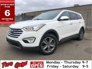 Used 2016 Hyundai Santa Fe XL Luxury | 6 Pass | Htd Leather | Panoroof | AWD for sale in St Catharines, ON