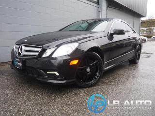 Used 2011 Mercedes-Benz E-Class E 550 2dr Coupe for sale in Richmond, BC