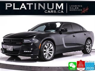 Used 2017 Dodge Charger SXT, RALLYE, AWD, NAV, HEATED, BT, CAM for sale in Toronto, ON