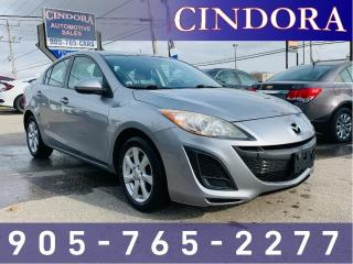 Used 2011 Mazda MAZDA3 GS,  Clean Carfax, One Owner for sale in Caledonia, ON