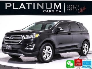 Used 2015 Ford Edge SEL, AWD, V6, NAV, PANO, BT, HEATED for sale in Toronto, ON