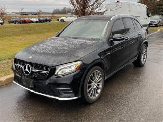 Used 2017 Mercedes-Benz GL-Class AMG GLC43, NAV, PANO, CAM, HEATED, PARK ASSIST for sale in Toronto, ON