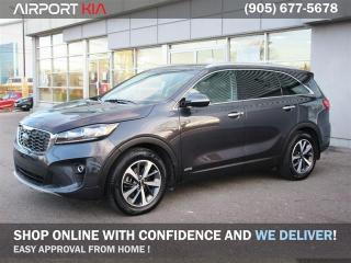 Used 2019 Kia Sorento 3.3L EX Premium Demo/panoramic Sunroof/Leather/AWD/Camera/push start/Blind spot for sale in Mississauga, ON