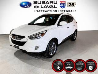 Used 2015 Hyundai Tucson GLS TRACTION AVANT for sale in Laval, QC