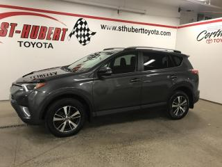 Used 2018 Toyota RAV4 FWD LE, BANCS CHAUFFANTS, CAMÉRA DE RECUL for sale in St-Hubert, QC