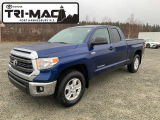 Used 2015 Toyota Tundra 4X4 D CAB SR5 5.7L for sale in Port Hawkesbury, NS