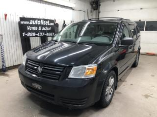 Used 2010 Dodge Grand Caravan 4dr Wgn SE  $34.72 par semaine + taxes for sale in St-Raymond, QC