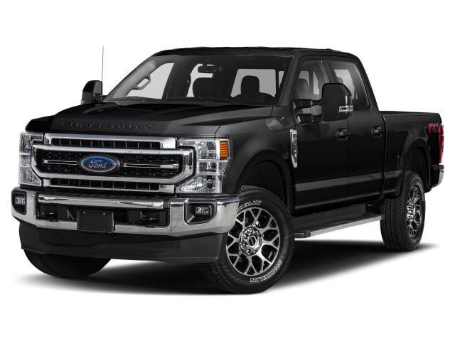 2021 Ford F-250 Super Duty SRW LARIAT 4WD CREW CAB 6.75' BOX