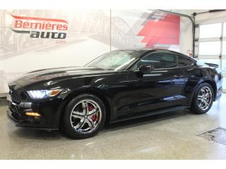 Used 2016 Ford Mustang ECOBOOST PREMIUM 2.3T for sale in Lévis, QC