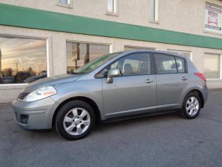Used 2007 Nissan Versa Hayon 5 portes I4, boîte manuelle, 1,8 S for sale in St-Jérôme, QC