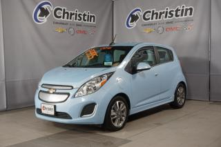 Used 2016 Chevrolet Spark EV SIEGE CHAUFFANT DEM A DISTANCE for sale in Montréal, QC