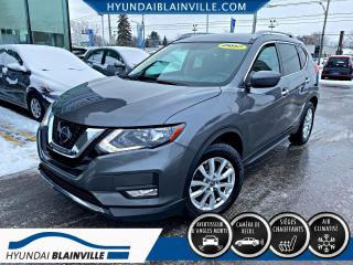 Used 2017 Nissan Rogue SV MAGS, CAMÉRA DE RECUL, BLUETOOTH, BAN for sale in Blainville, QC