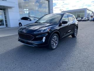 Used 2020 Ford Escape Titanium hybride TI for sale in Victoriaville, QC