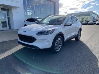 Used 2020 Ford Escape Titanium hybride TI for sale in Victoriaville, QC