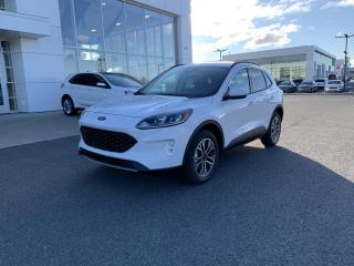 Used 2020 Ford Escape SEL TI for sale in Victoriaville, QC