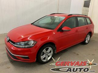 Used 2019 Volkswagen Golf Sportwagen 4MOTION AWD Mags Caméra A/C Bluetooth *Traction intégrale* for sale in Trois-Rivières, QC