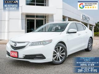 Used 2016 Acura TLX Tech for sale in Oakville, ON