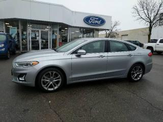 Used 2020 Ford Fusion Titanium Hybrid for sale in Mississauga, ON