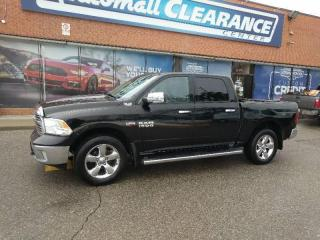 Used 2013 RAM 1500 Big Horn for sale in Mississauga, ON