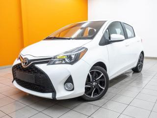 Used 2016 Toyota Yaris SE ÉCRAN TACTILE AUTOMATIQUE *BLUETOOTH* for sale in St-Jérôme, QC