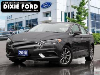 Used 2018 Ford Fusion ENERGI SE for sale in Mississauga, ON