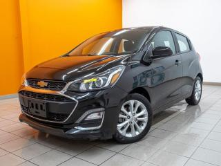 Used 2019 Chevrolet Spark LT ÉCRAN TACTILE CAMÉRA *ANDROID / APPLE CARPLAY* for sale in St-Jérôme, QC