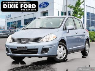 Used 2009 Nissan Versa 1.8 S for sale in Mississauga, ON