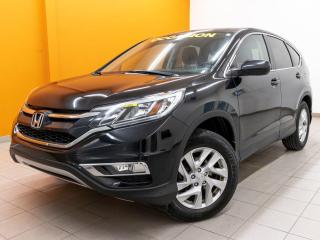 Used 2016 Honda CR-V EX AWD CAMÉRA TOIT OUVRANT *SIÈGES CHAUFFANTS* for sale in St-Jérôme, QC