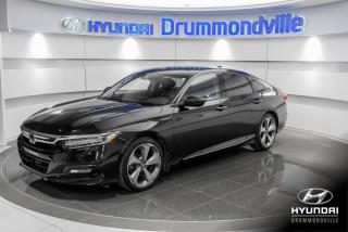 Used 2018 Honda Accord TOURING + GARANTIE + NAVI + TOIT + CUIR for sale in Drummondville, QC