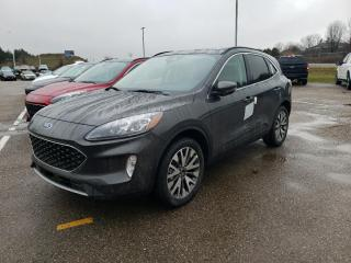 New 2020 Ford Escape Titanium Hybrid for sale in New Hamburg, ON