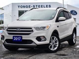 Used 2017 Ford Escape SE for sale in Thornhill, ON